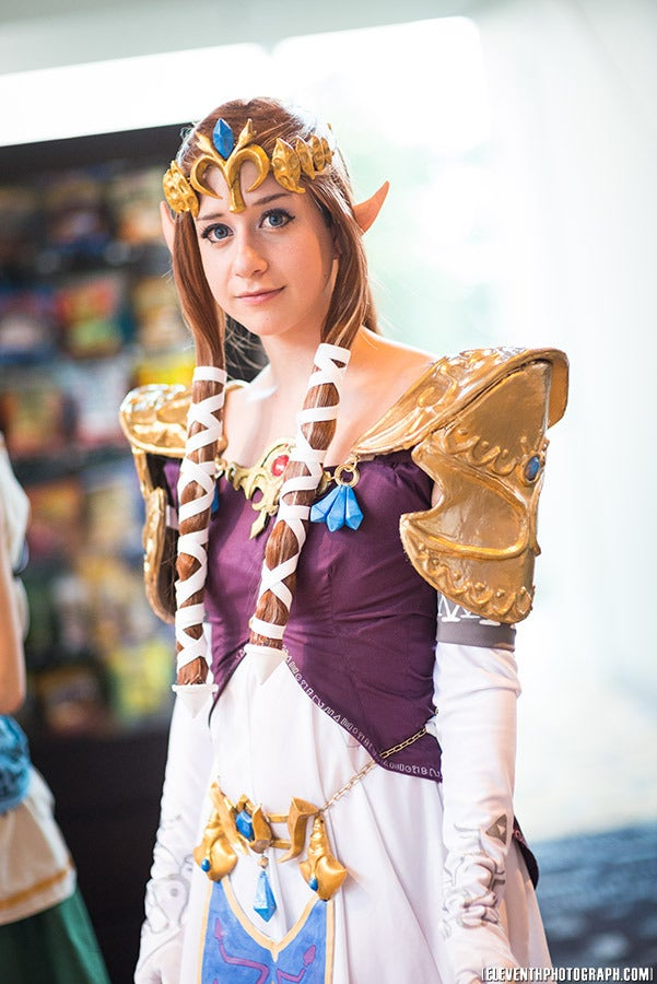The Amazing Cosplay of an Otaku Convention