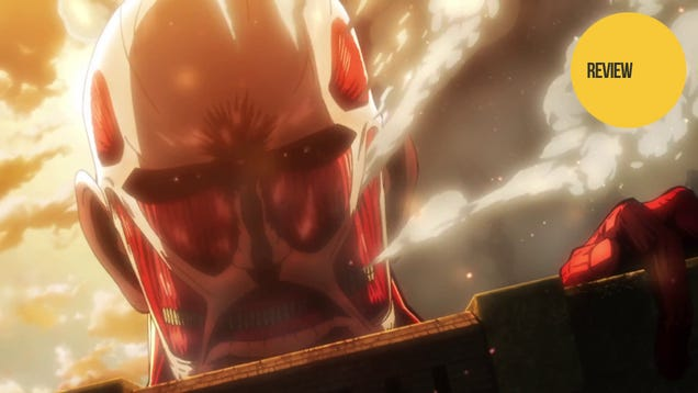Attack on Titan's First Animated Movie Fixes a Big Problem