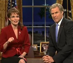 Tina Fey, Will Ferrell, And An Emboldened HuffPo Blogger Enliven Thursday 'SNL'