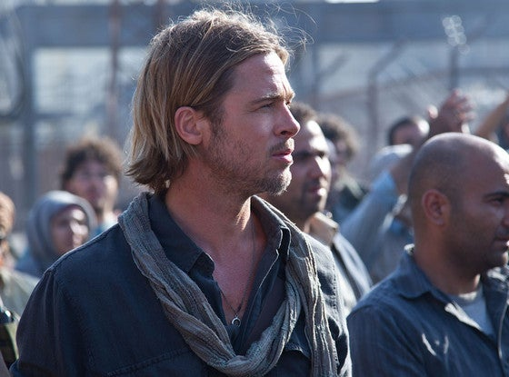 Fashion Scavenger Hunt: Help Find Brad Pitt's Dirty-Looking Scarf