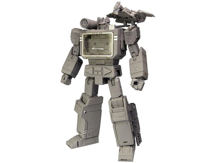 This Fancy Soundwave Figure is Probably the Coolest Transformer of 2012