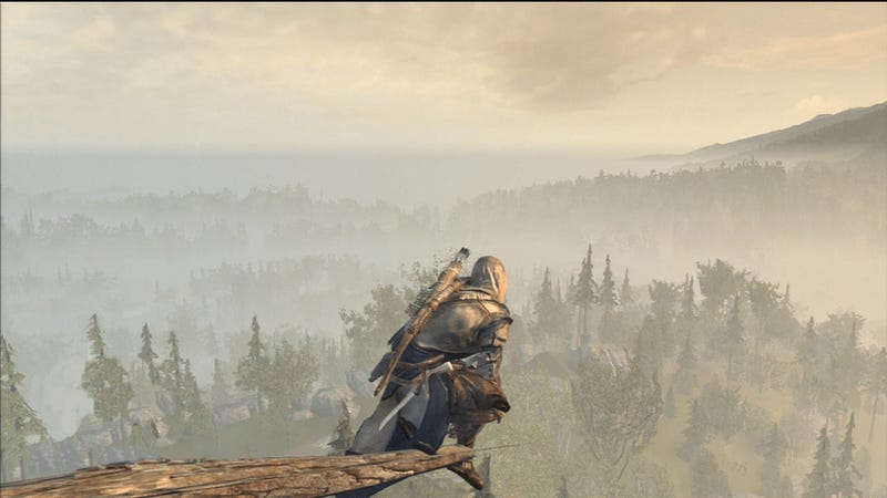 Gorgeous Games of 2012: Assassin's Creed III