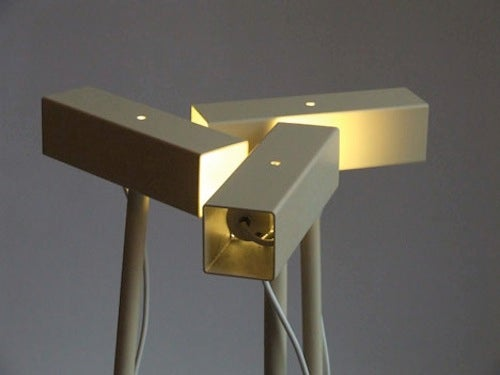 This Vain Lamp Shines Only on Itself
