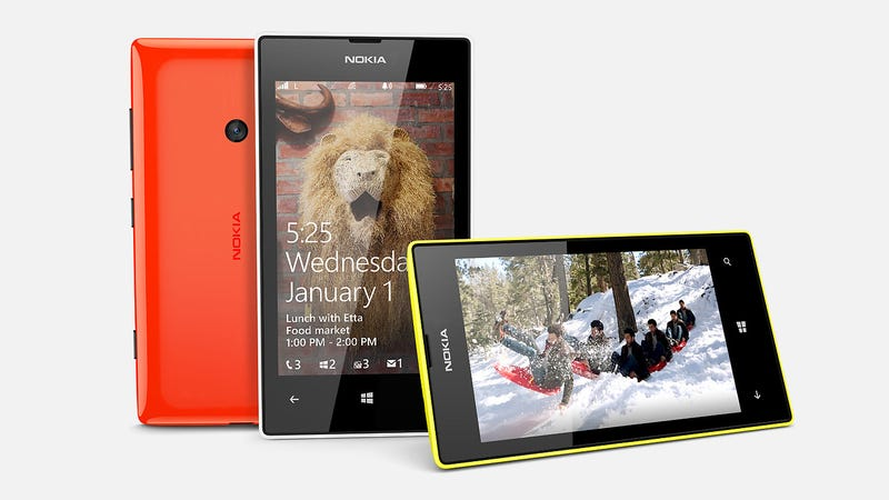 Nokia's Lumia 525: A 520 With (Slightly) Beefed Up Specs