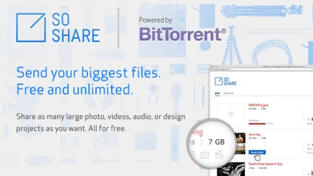 BitTorrent's New Trick: Letting You Send Terabyte-Sized Email Attachments