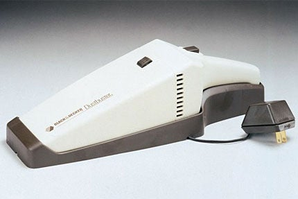 The Dustbuster: Cleaning Up After You Since 1979