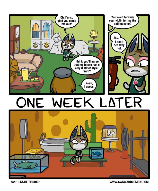 Sunday Comics: Extreme Makeover