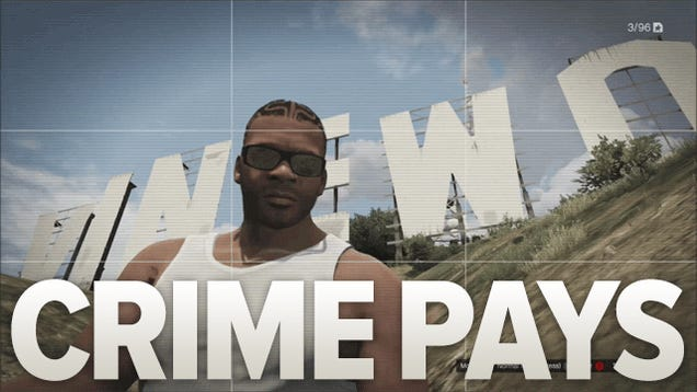 Review: Grand Theft Auto V is a crime simulation masterpiece