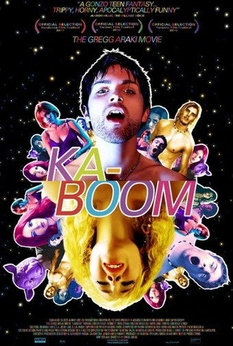 Watch the trailer for the racy apocalyptic comedy Kaboom