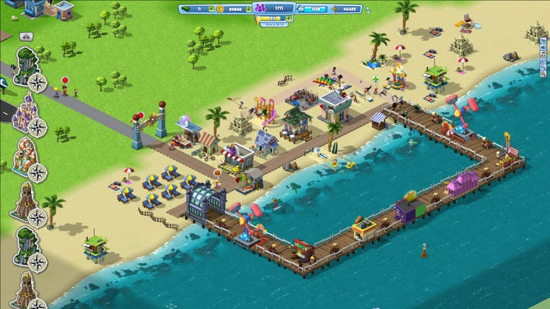 Zynga Launches CoasterVille, Its Most Expressive Social Game Yet