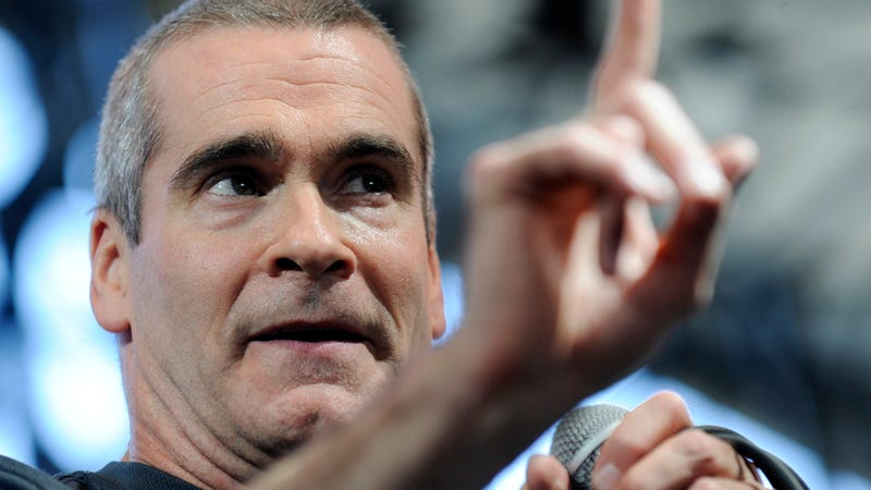 Henry Rollins on the GOP: 'Misogynist Is as Misogynist Does'