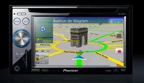 Pioneer AVIC-F Series Media, Navigation Systems Features Advanced Voice Recognition