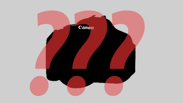 Best Buy Leaks Mysterious New Canon DSLR