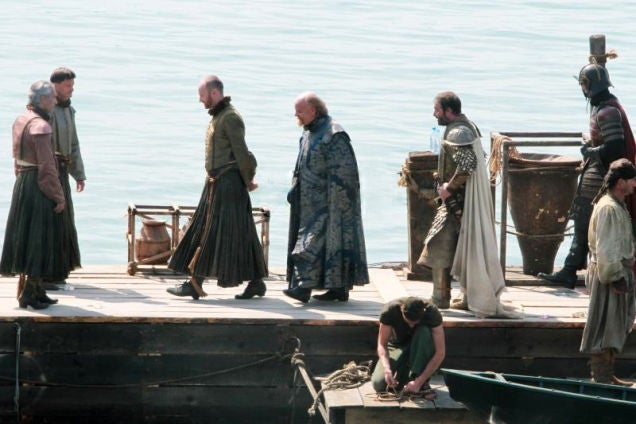 What Book Changes Are Revealed in These Game of Thrones Photos?