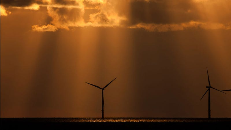 Japan Mulls Nixing Nukes in Favor of Farming Wind