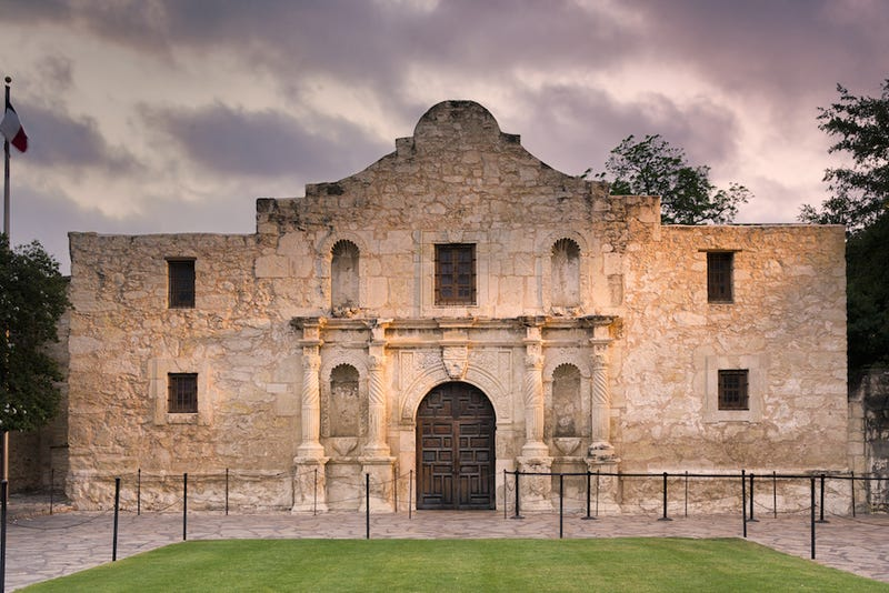 Man Sentenced to 18 Months in State Prison for Peeing on the Alamo