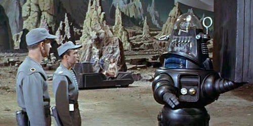 New Forbidden Planet Is A Prequel After All?