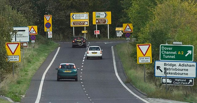 The Ten Worst Exit Ramps In The US (and UK)