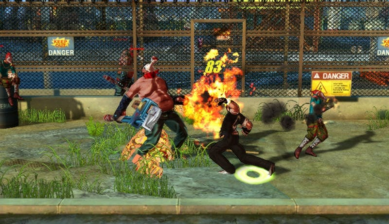 The King of Fighters: The Online RPG