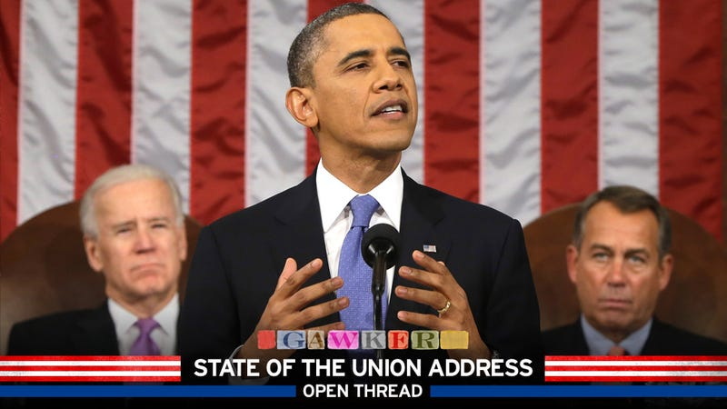 Let's Talk About the 2014 State of the Union Address