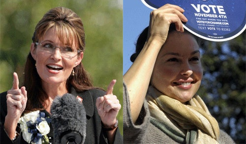 Sarah Palin Slams Liberal Media (Ashley Judd?) In Farewell Speech