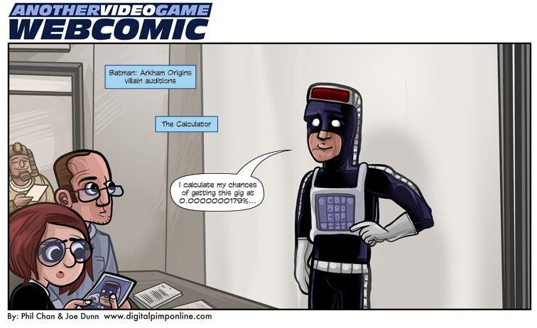 Sunday Comics: Pull My Finger