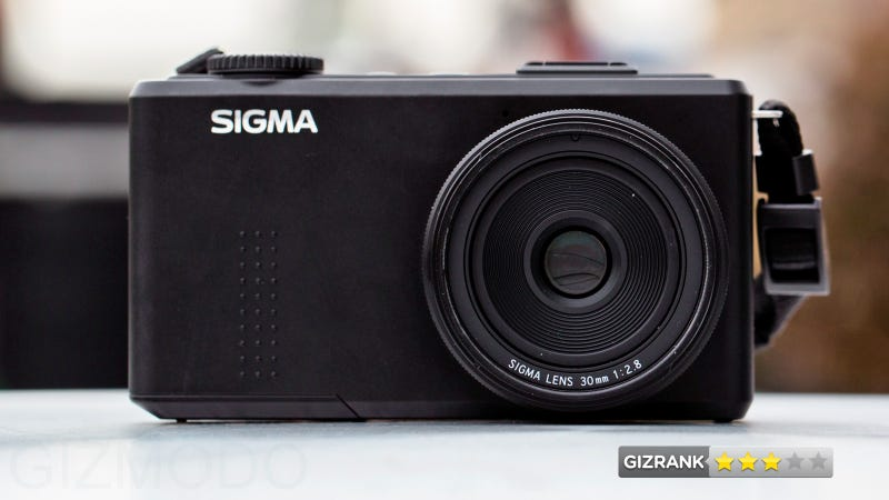 Sigma DP2 Merrill Review: Clumsy Body, Beautiful Sensor