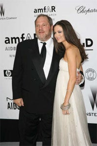 "Egomaniac Movie Mogul & Marchesa Designer Say ""I Do"""