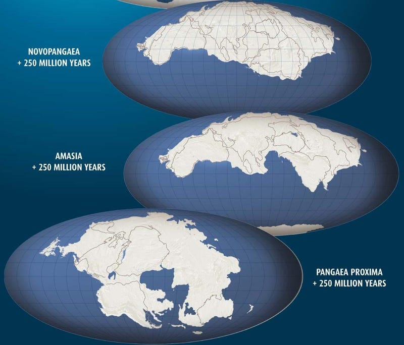A history of supercontinents on planet Earth