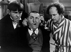 'Three Stooges' Revival Promises New Slapfights For N'yuk-Starved America