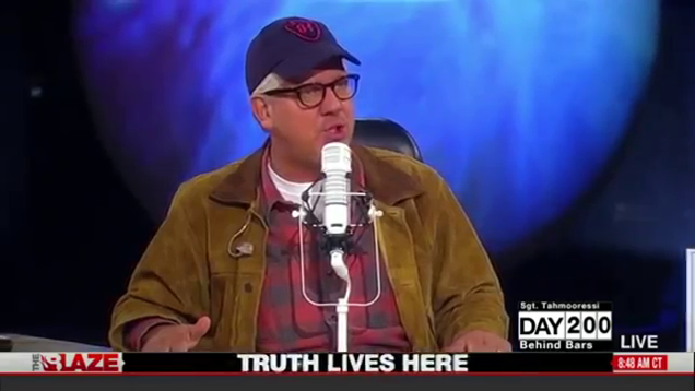 Glenn Beck Is Furious That Obama Hasn't Stopped Ebola Yet