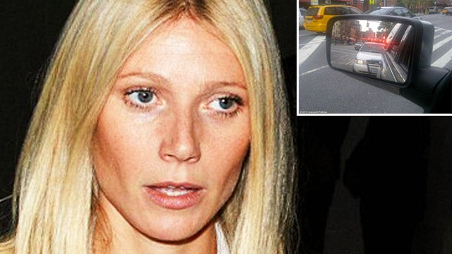 Cops Assail Gwyneth Paltrow on Streets of New York
