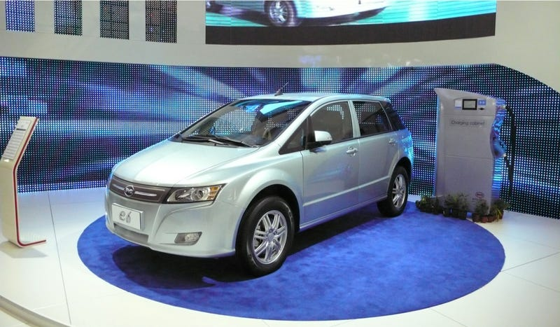Buffet-Backed BYD Fined For Hiring Chinese Workers In LA At $1.50/Hour
