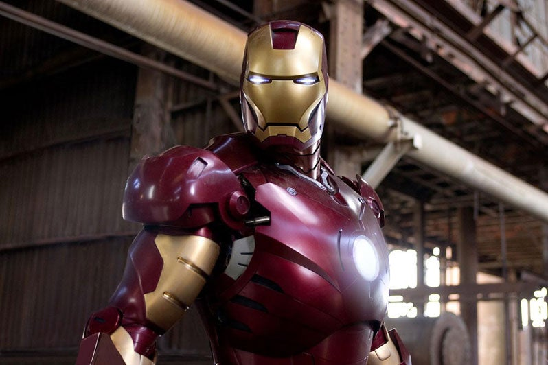 Can This Armor Make Iron Man Cool Again?