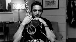 Scientists Discover Area Of Brain Responsible For Loving Johnny Cash