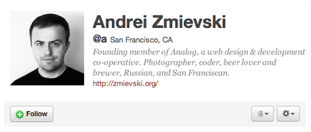 Behold: The One Letter Username Twitter Aristocracy