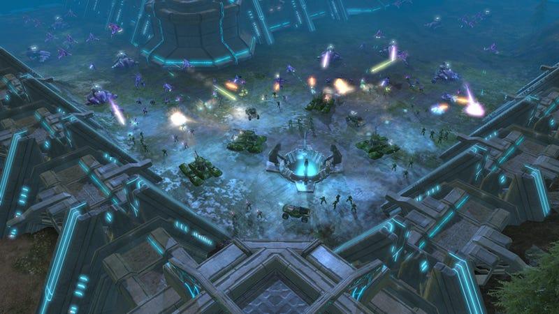 Frankenreview: Halo Wars