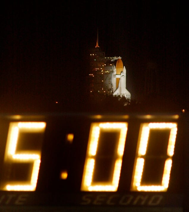 The History of NASA's Iconic Countdown Clock (And a Look at the New One)