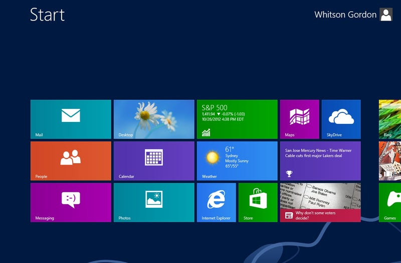 Top 10 Secret Features in Windows 8