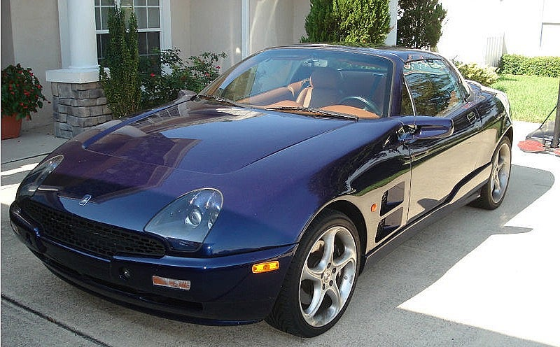 For $29,000, this Mangusta may not be the snake-killer you're looking for