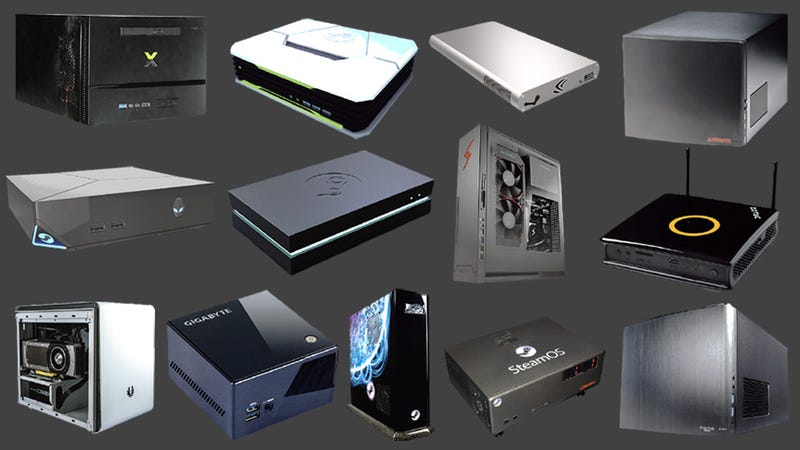 13 Steam Boxes, Ranked