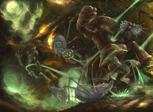 Mushroom Men: The Spore Wars: Hardcore Returns to the Wii