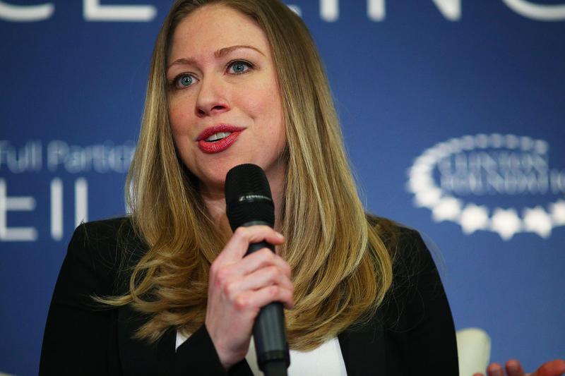 Chelsea Clinton Is Pregnant