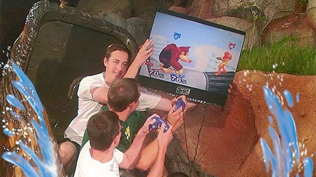 Now That's How You Make a Game of Super Smash Bros. Melee Interesting