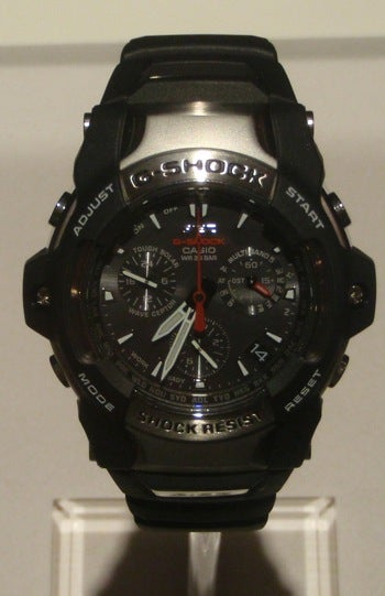 Casio Celebrates 25 Years of G-Shock With Four New Models