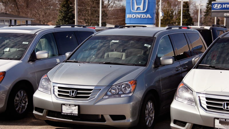 Honda Recalls 800,000 Vehicles That Might Roll Away At Any Second
