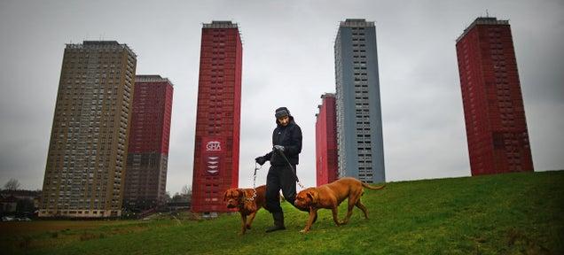 Glasgow Will Demolish Its Tallest Buildings Live On International TV