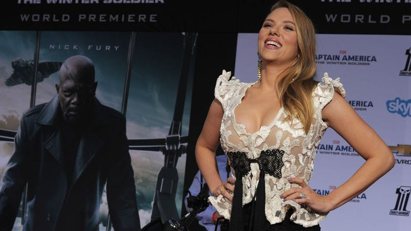 Presented Without Comment: Scarlett Johansson's Controversial Comments