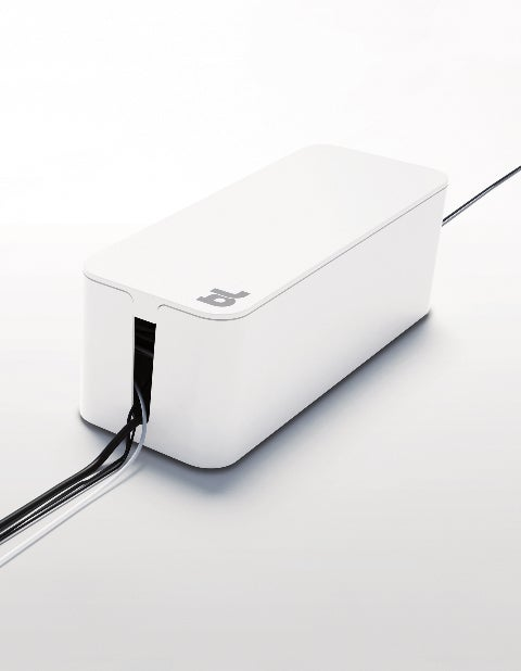 Keep Fugly Surge Protectors Out of Sight and Mind With Bluelounge CableBox