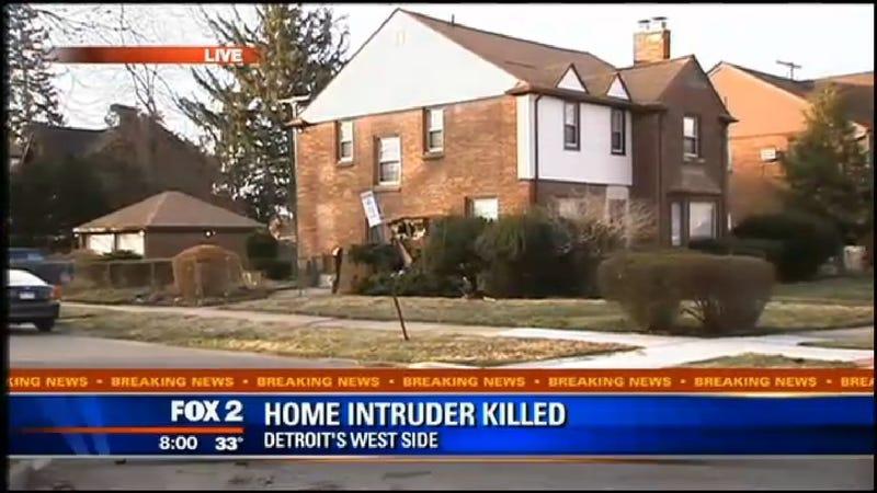 Driver For Burglars Shot By Detroit Homeowner, Dies After Crash